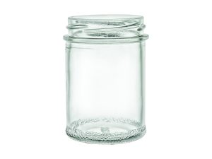 220 ML, Fresh Pack Glass Jars